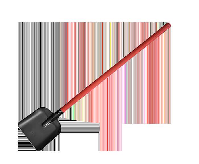 Лопата пожарная совковая