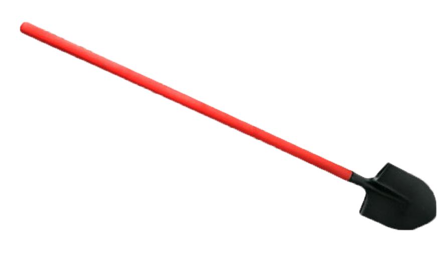 Лопата для пожарного щита