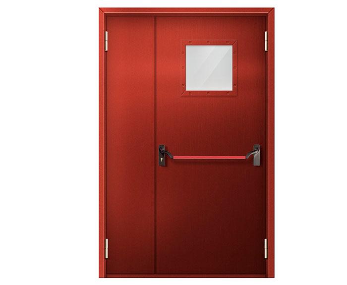 Противопожарная дверь ДМП
